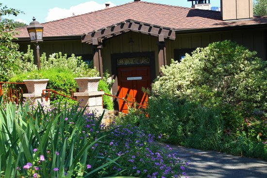 The Wine Country Inn: Vintner's cottage
