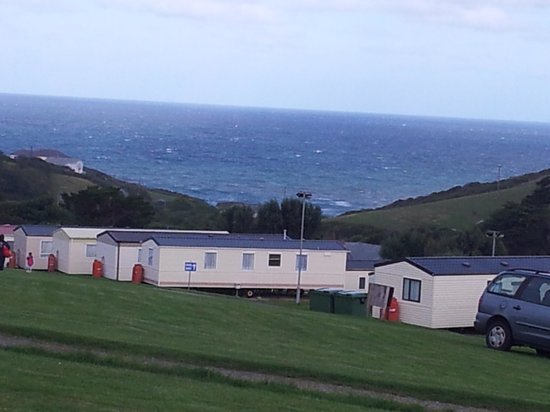 Widemouth Bay Caravan Park: john fowler widemouth bay