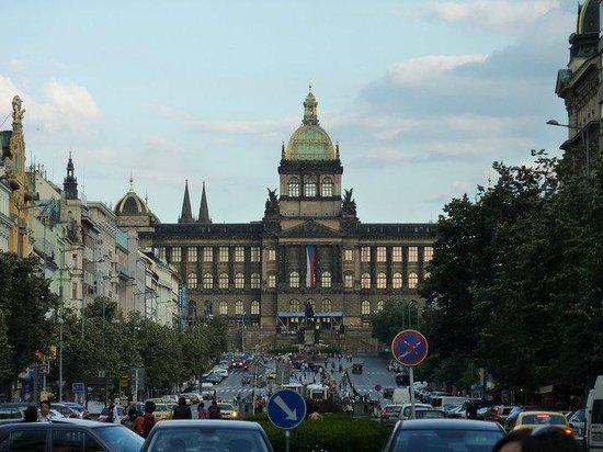 Andante: Piazza Venceslao