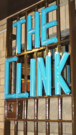 Clink Cardiff: Entrance to The Clink