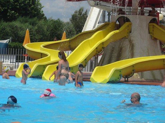 Free Time Acquapark: scivoli per piccoli