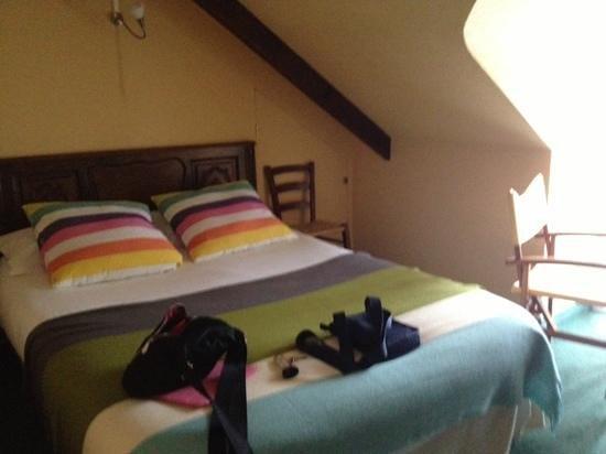 Hotel de la Porte Saint-Malo : camera