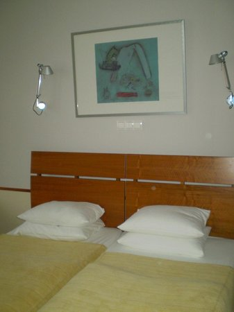 Absolutum Boutique Hotel: bed