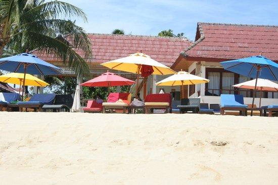 Hacienda Beach Resort: l hotel vu de la plage