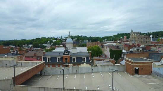 Stonewall Jackson Hotel and Conference Center : vue