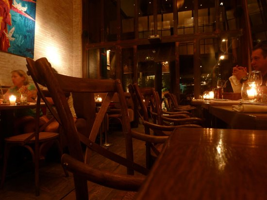 Restaurant Loft : early hours