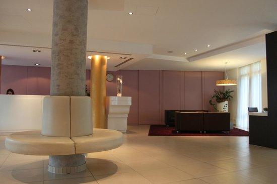 Hotel Europa : hall dell'albergo
