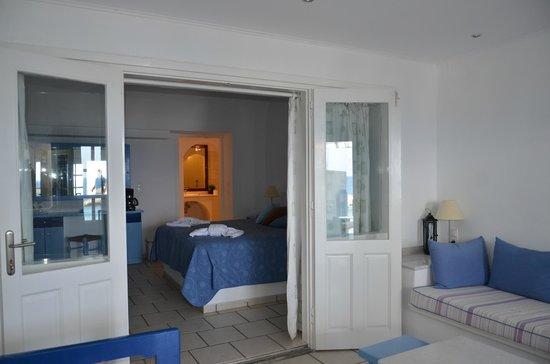 Sigalas Hotel: suite