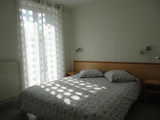 Résidence Florimontane : Chambre à coucher