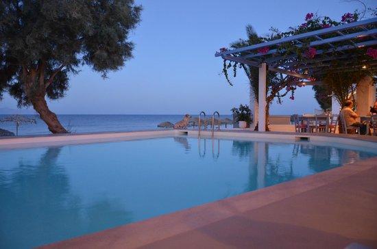 Sigalas Hotel: piscina