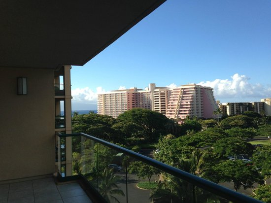 Honua Kai Resort & Spa: Lanai View