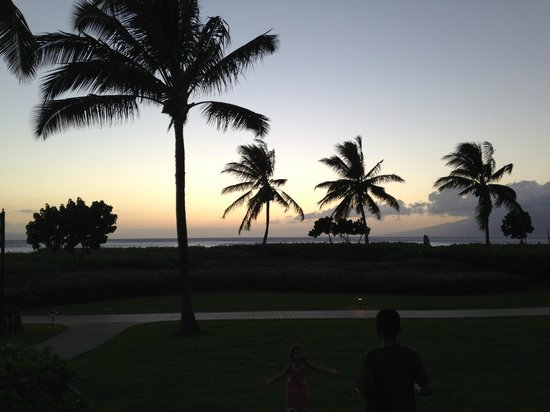 Honua Kai Resort & Spa: View from grounds