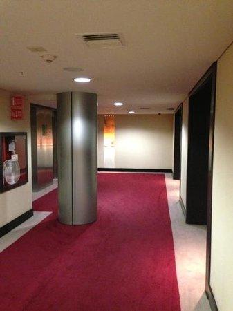 NH Mexico City Centro Histórico : Elevator