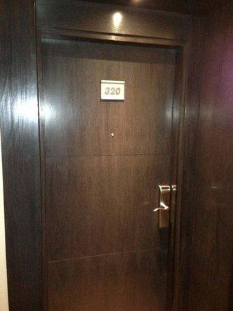 NH Mexico City Centro Histórico : Room Door