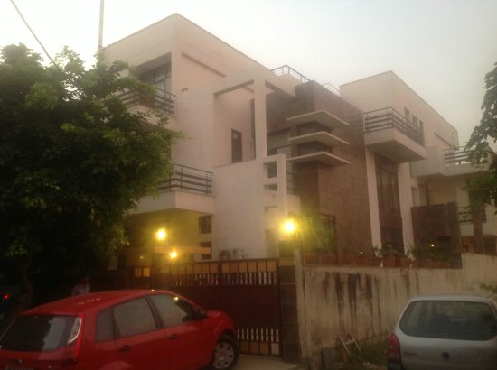 Hotel Dahleez : Outside view