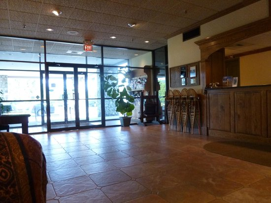 BEST WESTERN PLUS Waterbury - Stowe : Lobby