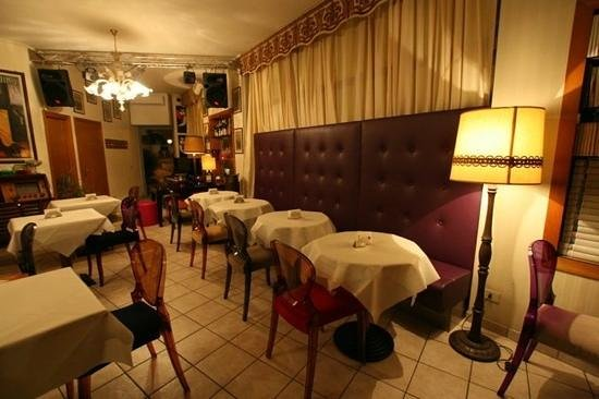 Parma, Italia: Gran caffè dei marchesi