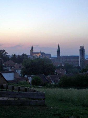 Spezialkeller: mit Aussicht auf Bamberg