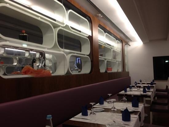 Vitor's Village Resort: restaurante