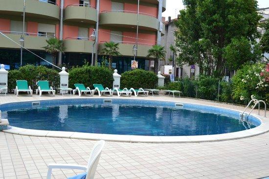 Hotel Miranda: la meravigliosa piscina
