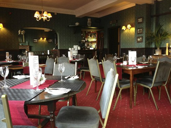 Ferrybridge Hotel: Hotel Dining Room