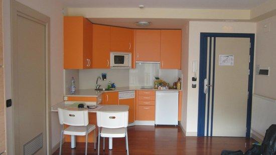 Apartamentos Mundaka: Cuisine de l'appartement