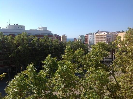 Astoria Park : Вид из окна