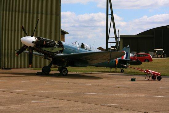 Battle of Britain Memorial Flight Visitor Centre