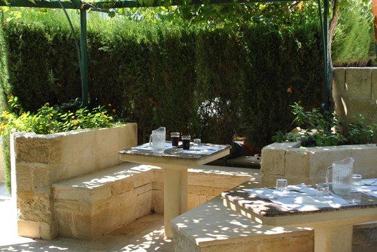 Le Cale d'Otranto Beach Resort : le terrazze