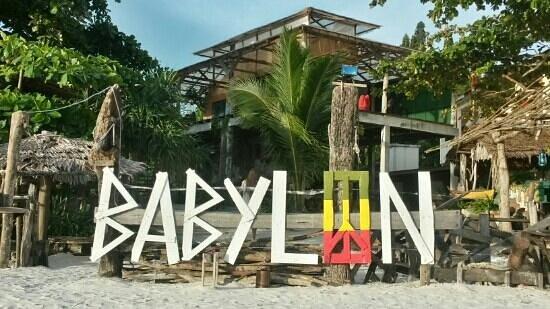 Babylon Mat Lounge: babylon reggae amber sea