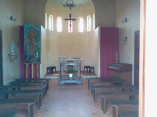 Country Villas Fattoria Le Guardiole: chiesa