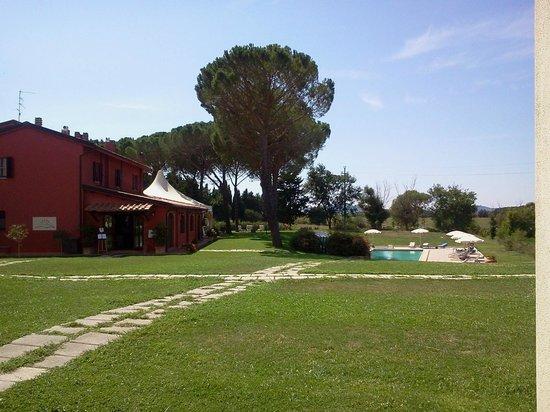 Country Villas Fattoria Le Guardiole: giardino