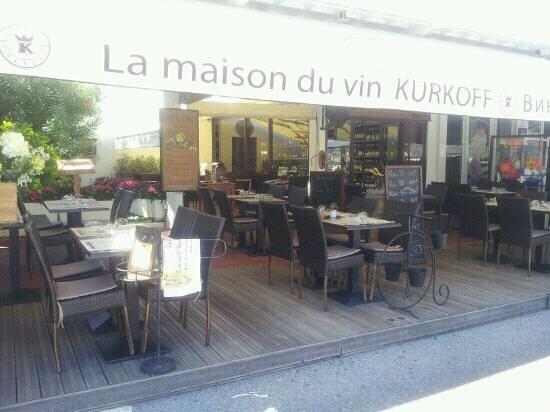 kurkoff bild fr 229 n la maison du vin kurkoff st jean cap ferrat tripadvisor