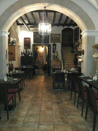 Can Costa Alcudia: entrata del ristorante