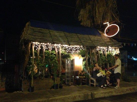 Maria Jimenez Restaurante Mexicano: The restaurant exterior