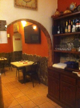 Pizzeria trattoria la vecchia Napoli