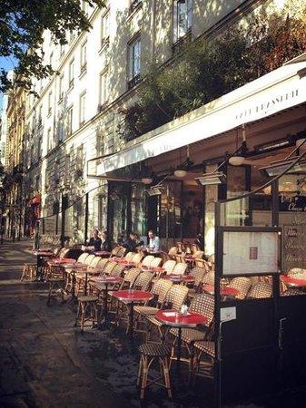 La Tr S Belle Terrasse Picture Of La Royale Paris