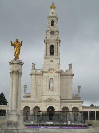 Santa Maria Hotel -- Fatima: Santuario