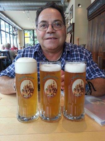 Braugasthof Falkenstein: zio Aldo