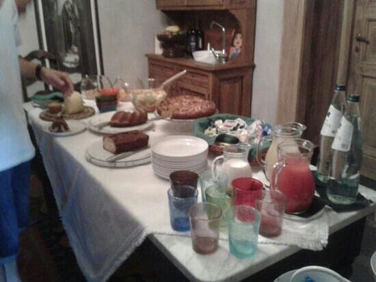 La Gabelletta: colazione