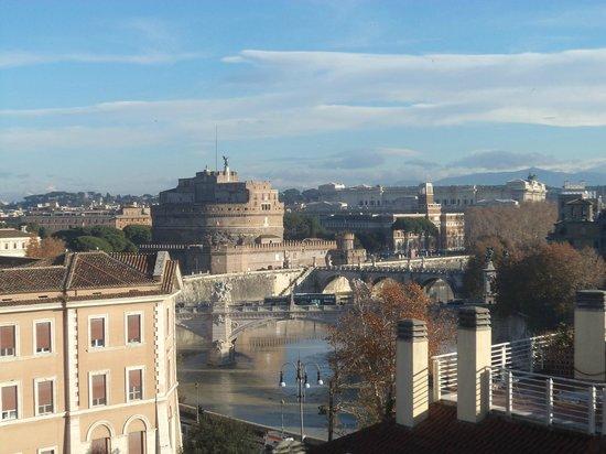Castel s angelo perso tra le meraviglie di roma picture for Gran melia rome