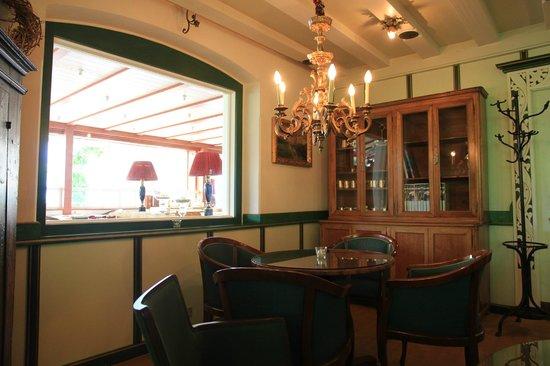 Relais & Chateaux Castel Fragsburg: Salon