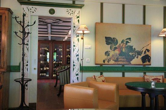 Relais & Châteaux Hotel Castel Fragsburg : Salon