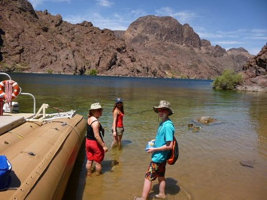Black Canyon River Adventures: Kids in the Colorado
