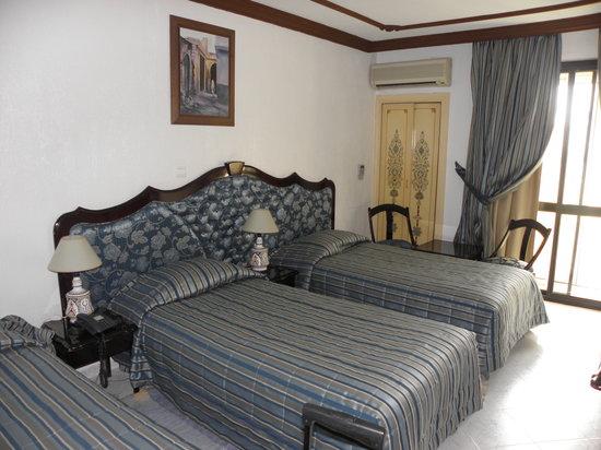 Hotel Fes Inn - Sodetel: our room