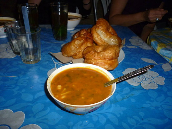 Hotel Fes Inn - Sodetel: soup and donuts next door