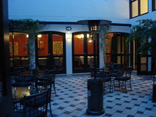 LP Los Portales Hotel Cusco: Patio