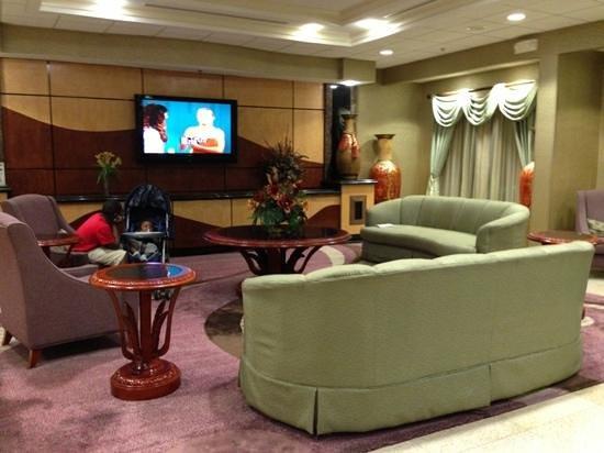 Radisson Hotel Orlando - Lake Buena Vista : lobby view