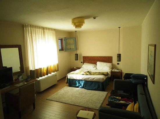Hotel Vannucci: Camera/suite