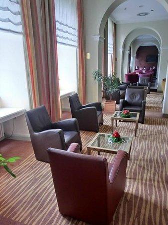Welcome Hotel Residenzschloss Bamberg: Lobby